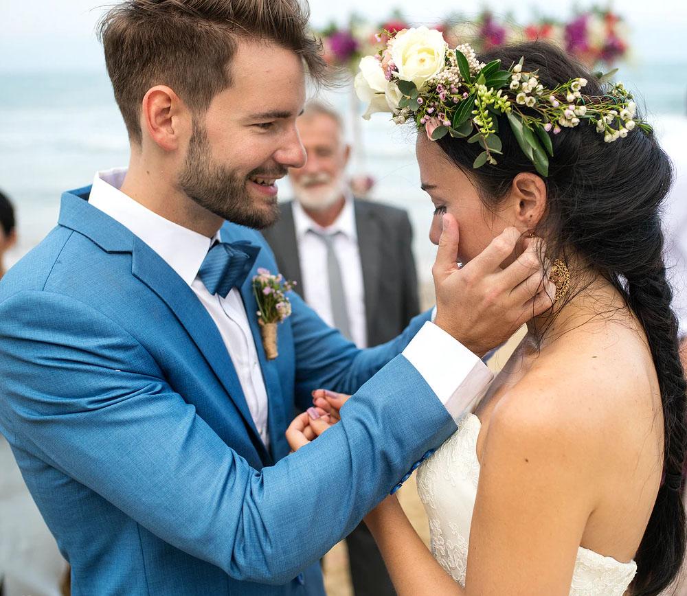 Forfait vidéo mariage